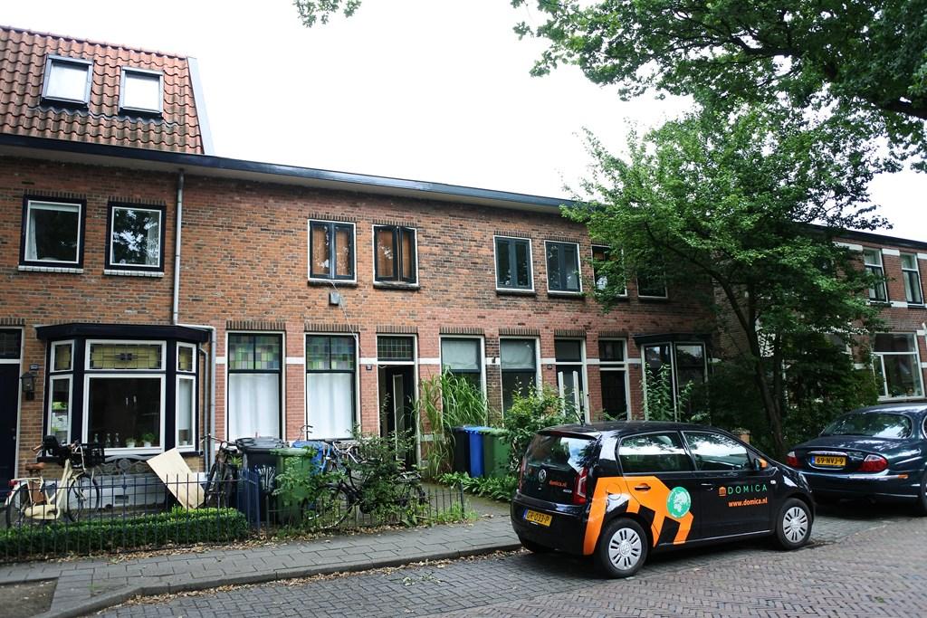 Appartement huren aan de Soesterweg in Amersfoort