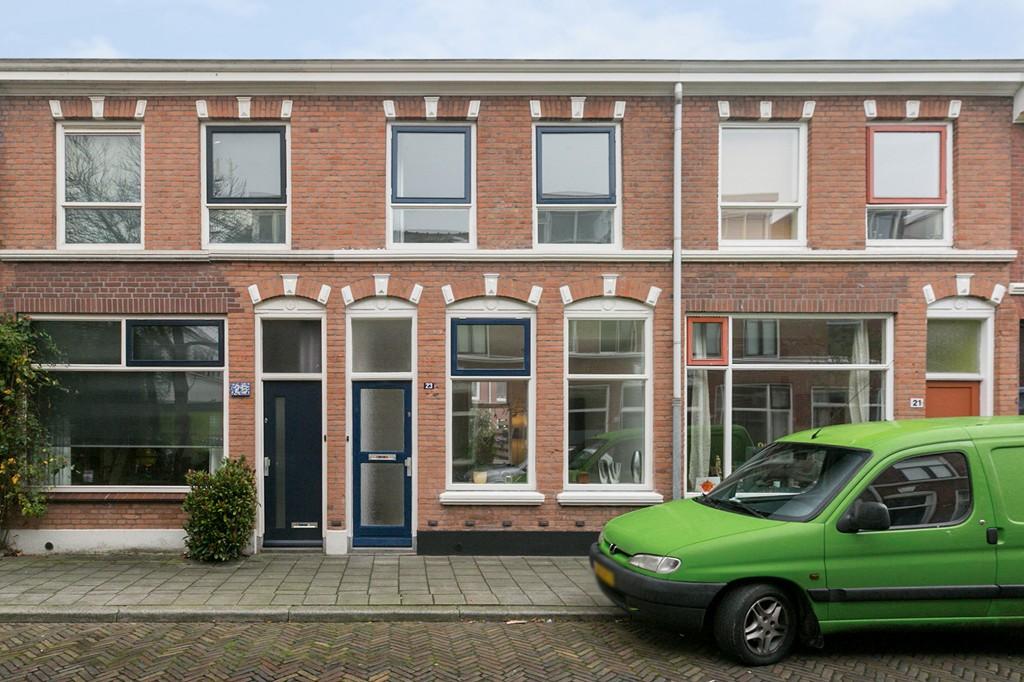 Anjelierstraat, Utrecht