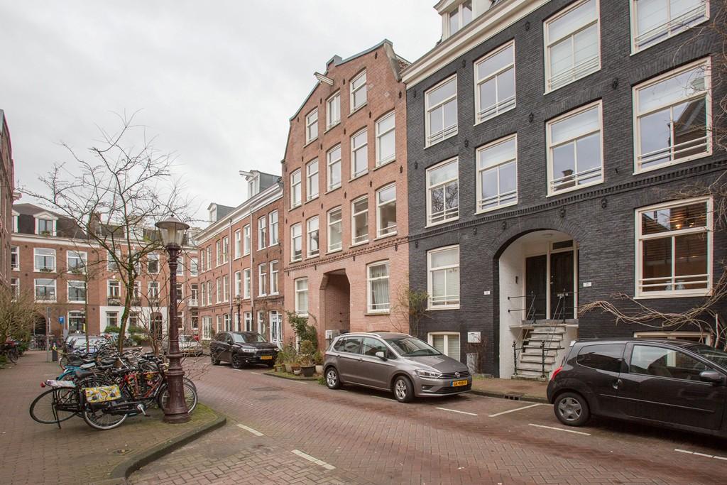 Saxenburgerdwarsstraat, Amsterdam