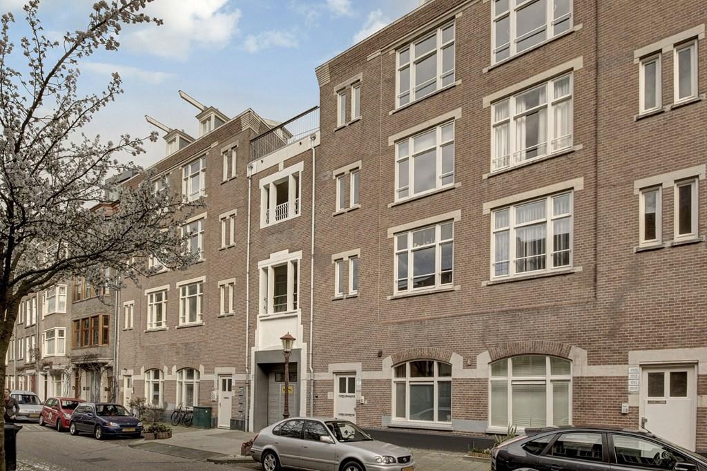 Pieter Aertszstraat, Amsterdam
