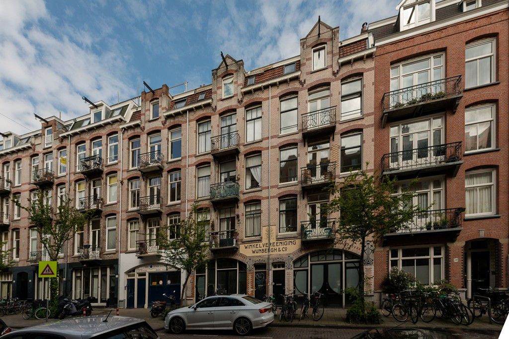Rustenburgerstraat