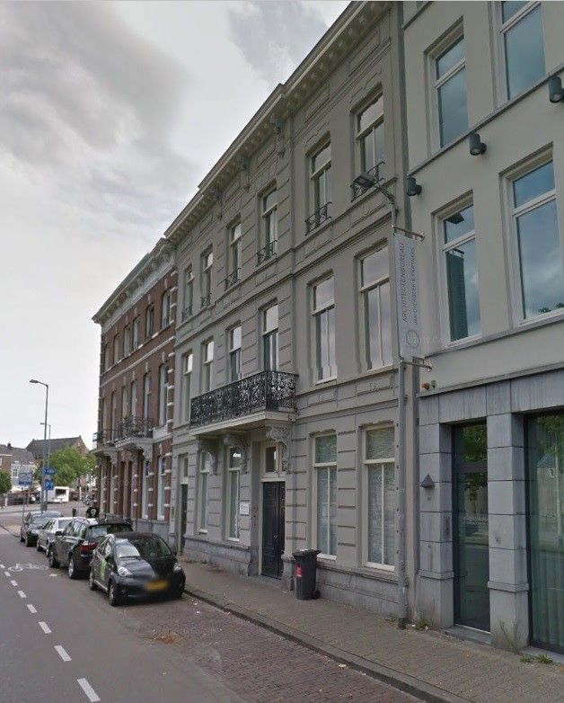 Nieuwe Prinsenkade, Breda