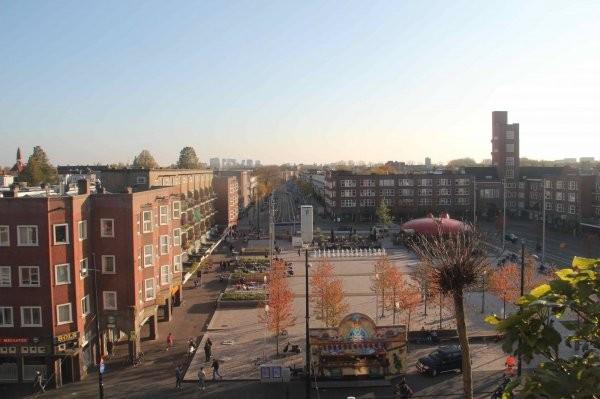 Mercatorplein, Amsterdam