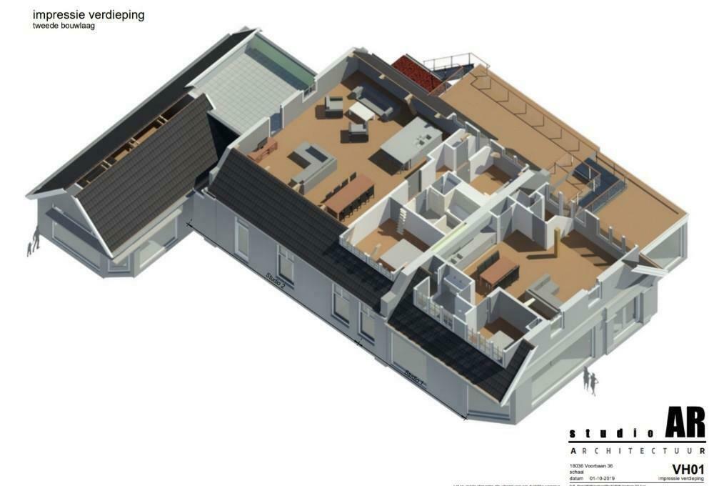 For rent: Havenstraat, 1271 AE Huizen