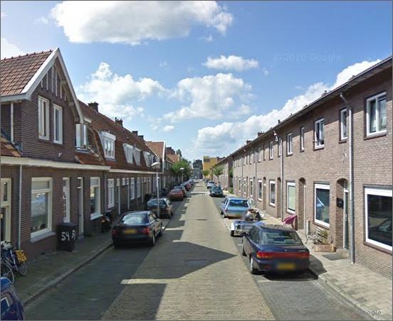 Borneostraat, Zwolle