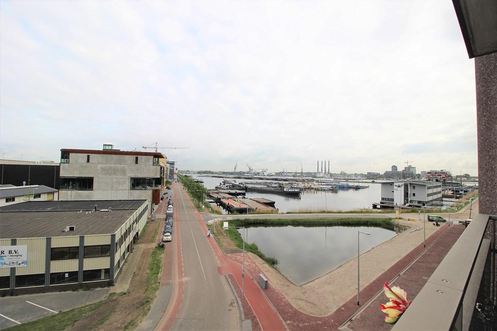 Haparandadam, Amsterdam
