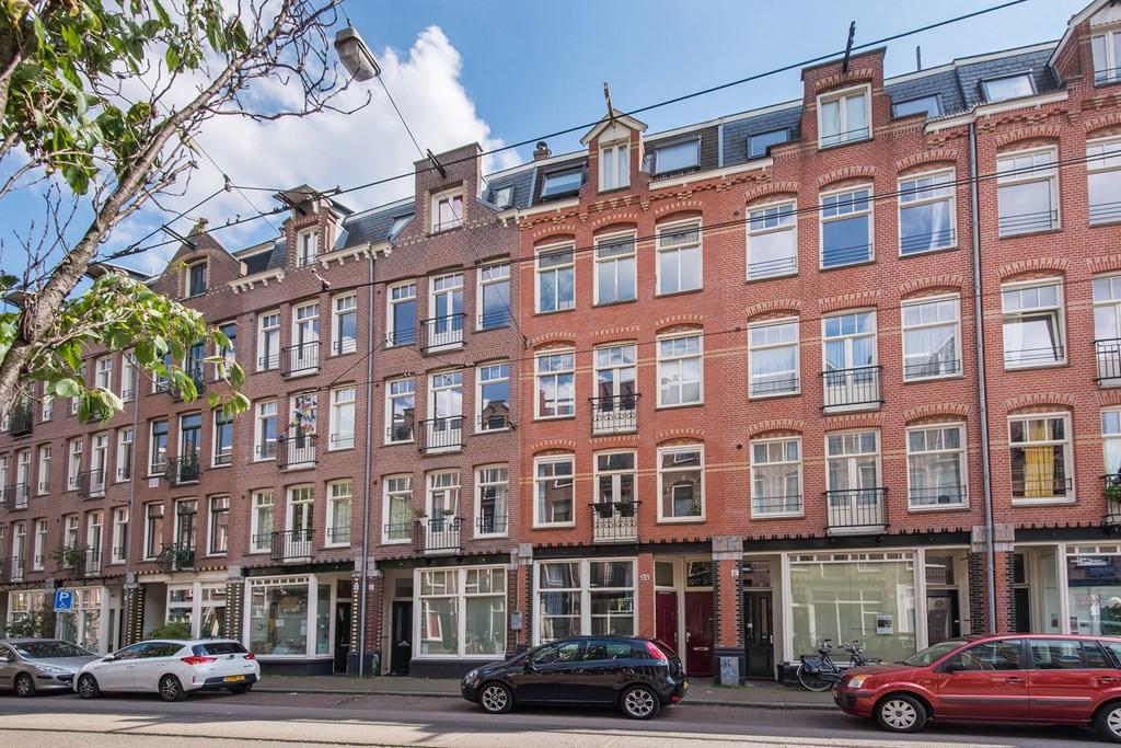 Van Der Hoopstraat, Amsterdam
