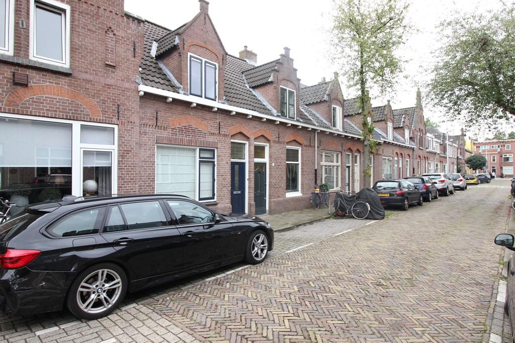 Verenigingstraat, Utrecht