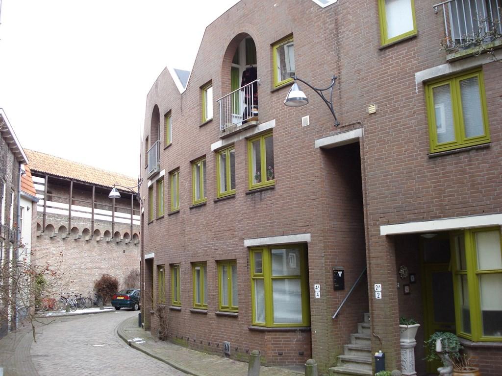Appartement huren aan de Waterstraat in Zwolle