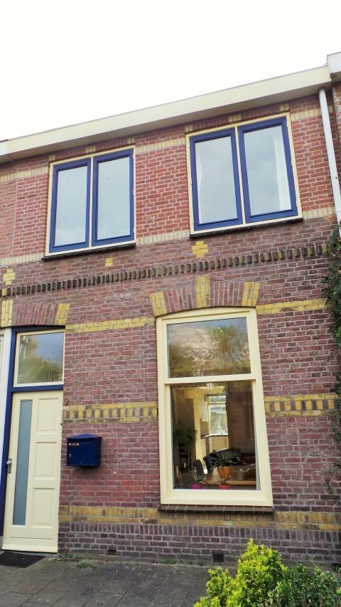 Rijnzichtstraat, Leiden