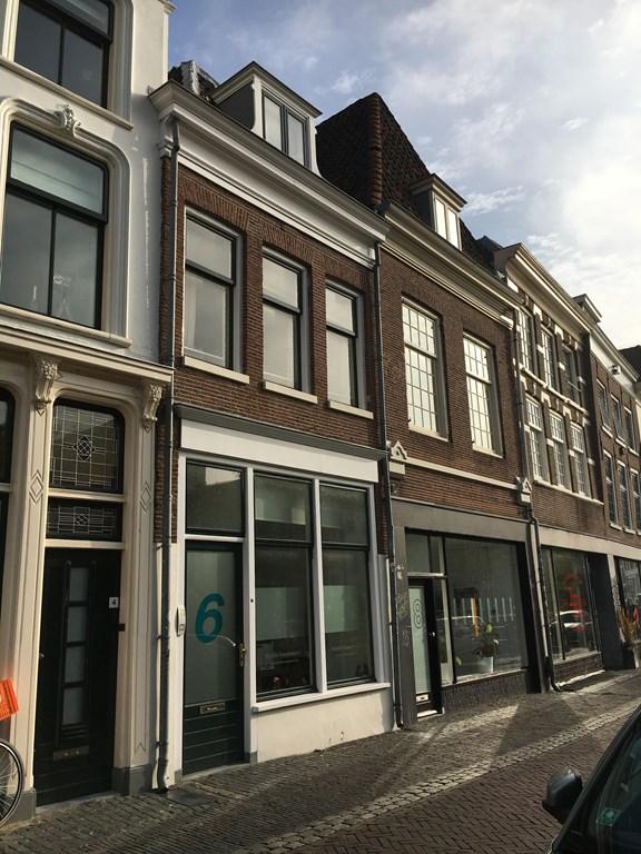 Appartement huren aan de Oudegracht in Utrecht