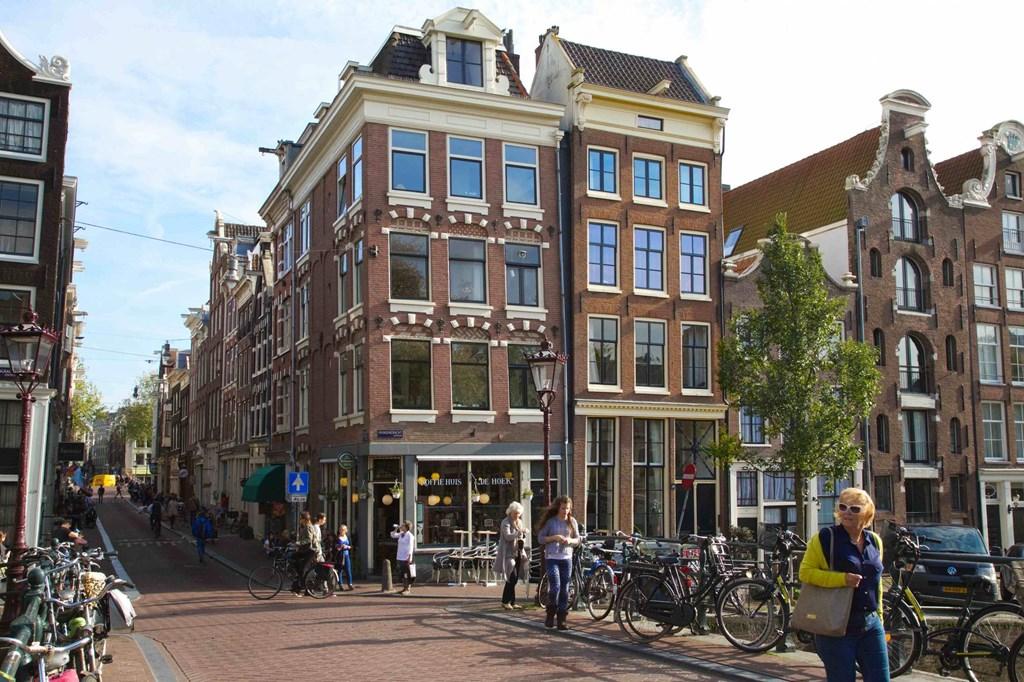 Appartement huren aan de Prinsengracht in Amsterdam