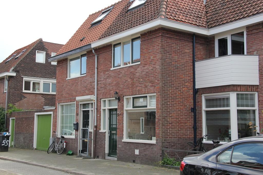Jodocus van Lodensteinstraat, Utrecht