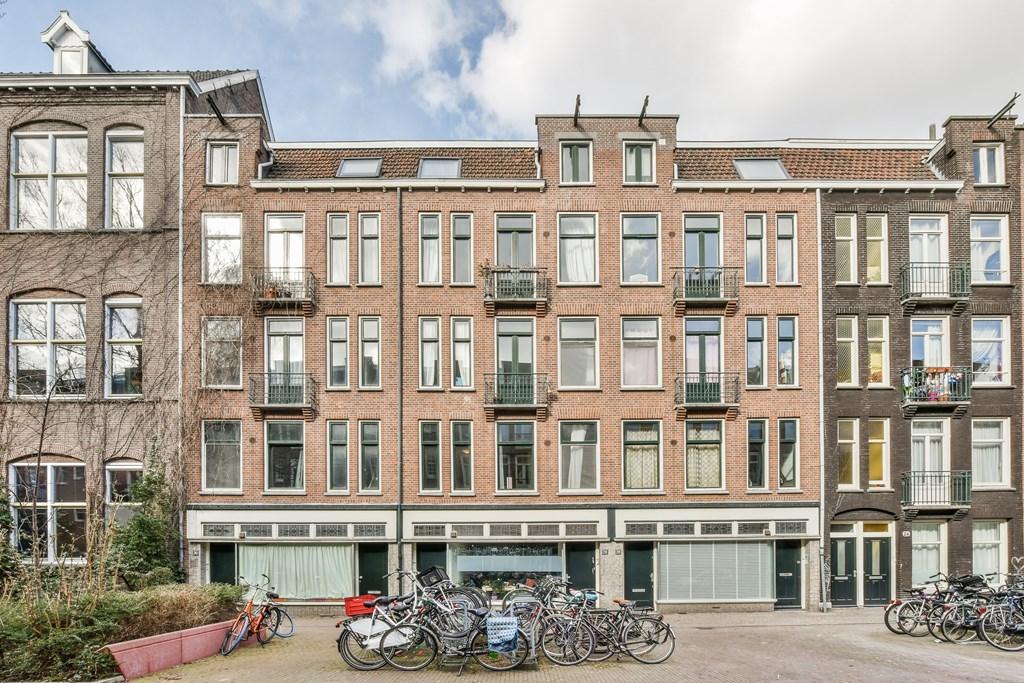 Eerste Keucheniusstraat, Amsterdam