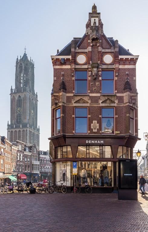 Vismarkt, Utrecht