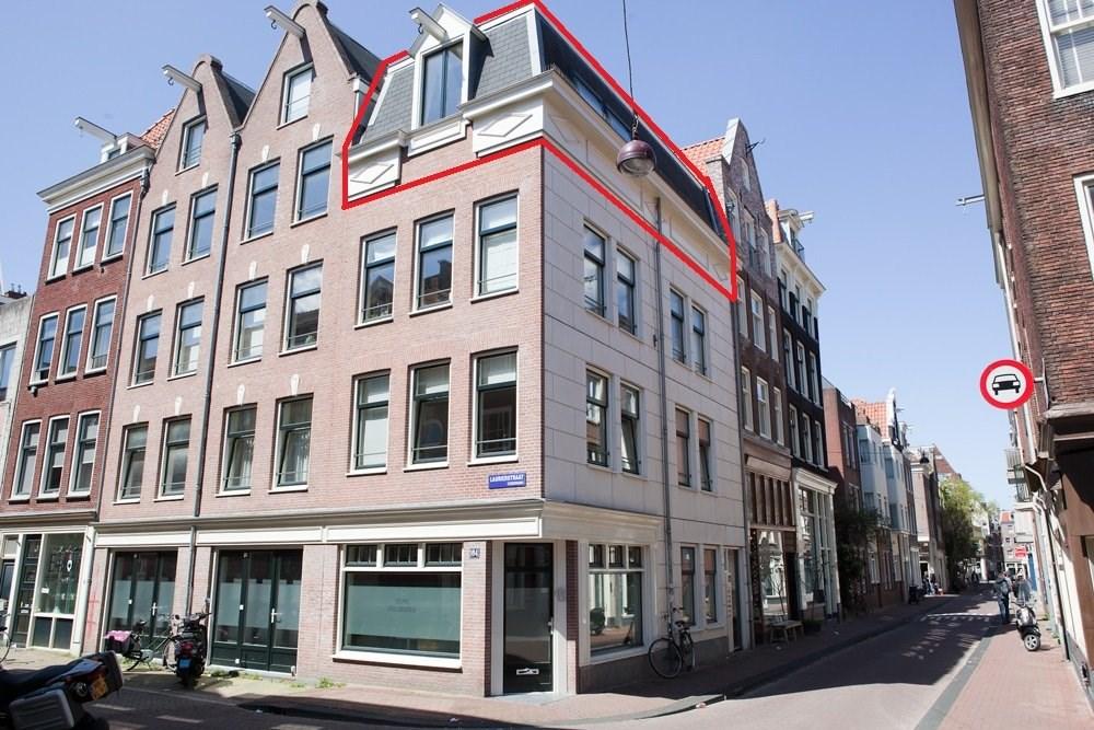 Tweede Laurierdwarsstraat, Amsterdam