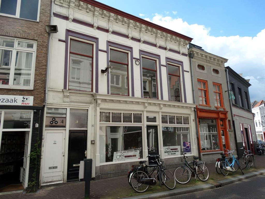 Haagdijk, Breda