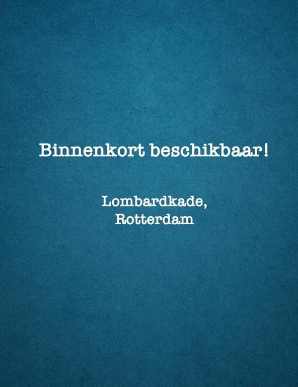 Lombardkade, Rotterdam