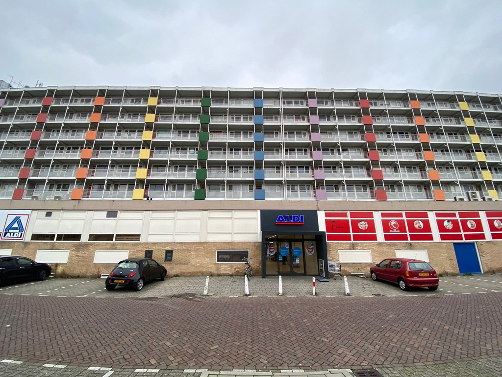 Stationsplein, Leiden