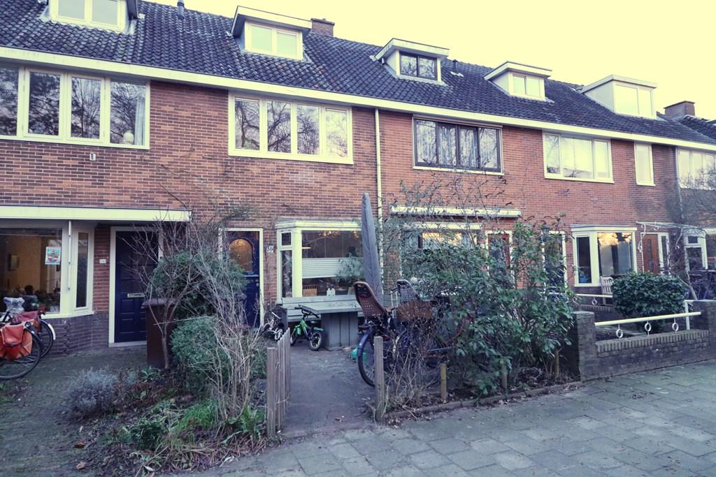 Oude Houtensepad, Utrecht