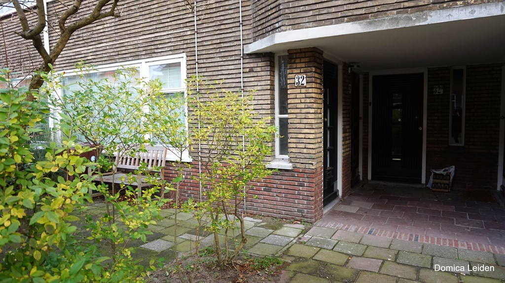 Van Het Hoffstraat, Leiden