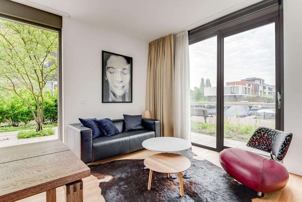Solitudopad, Amsterdam