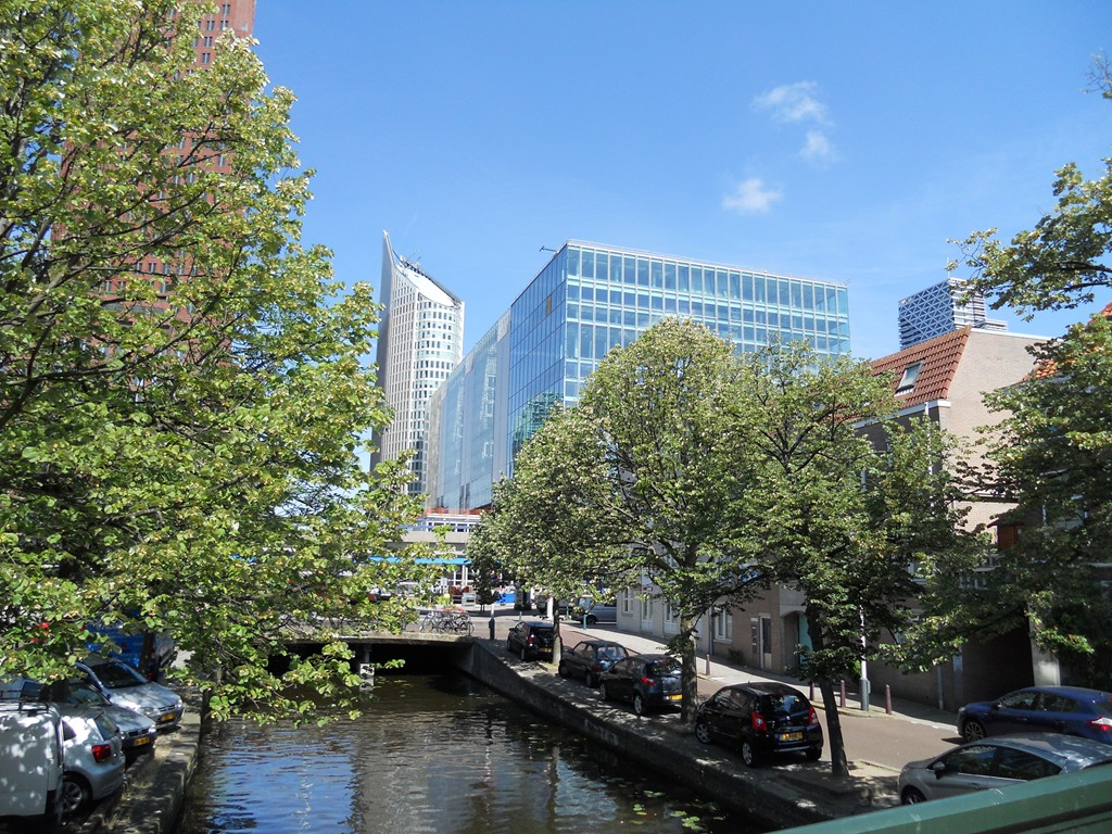Boomsluiterskade, The Hague
