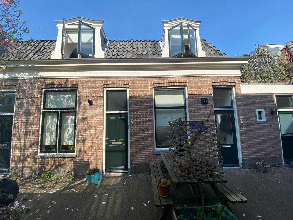 Dwars Havenstraat, Leiden