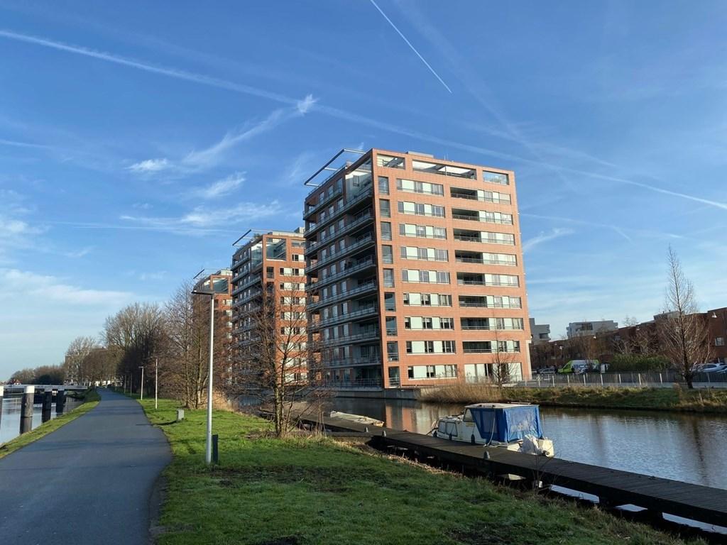 Neptunuskade, Leiden
