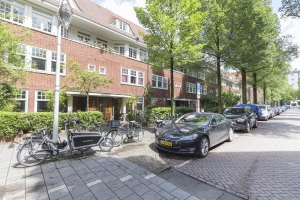 Appartement huren aan de Gerrit van der Veenstraat in Amsterdam