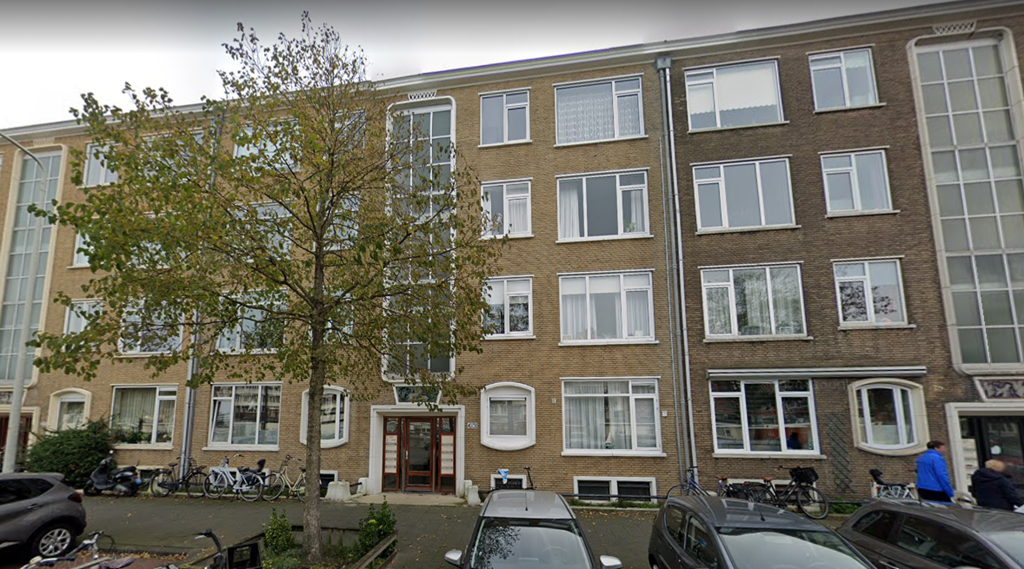 Veenendaalkade, The Hague