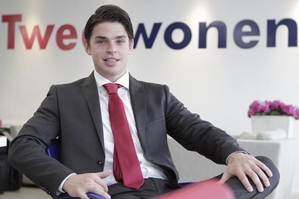 Max van der  Tweel