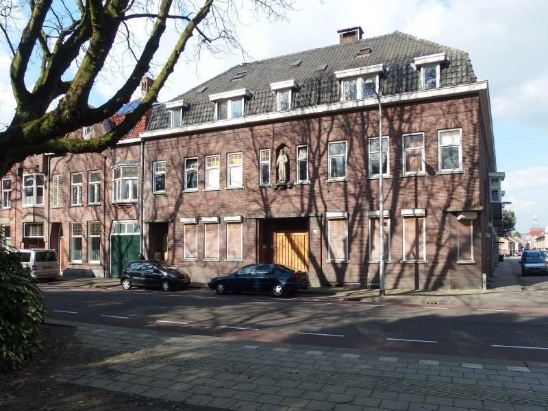 Appartement huren aan de Wilhelminapark in Tilburg