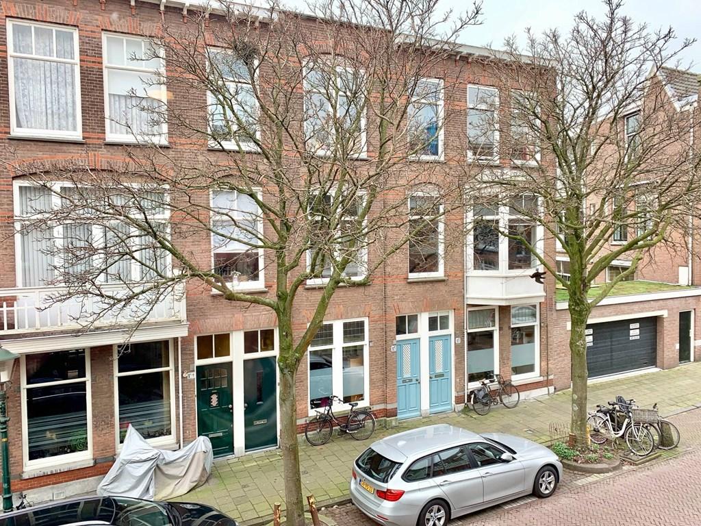 Van Slingelandtstraat, The Hague