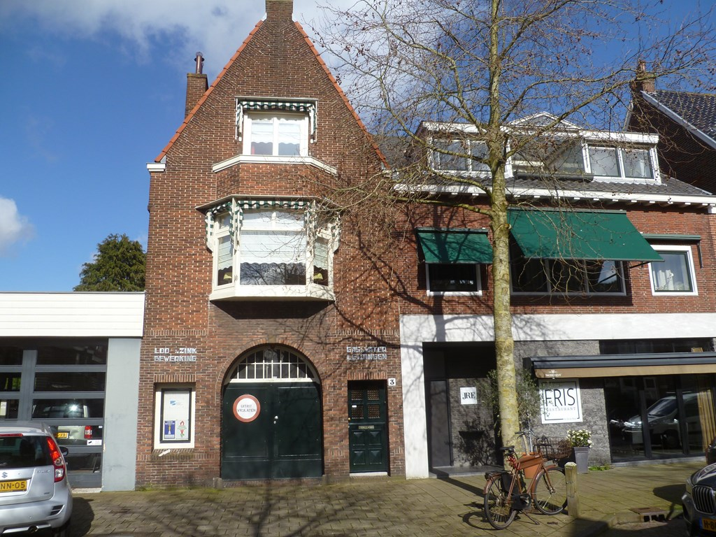 Twijnderslaan, Haarlem