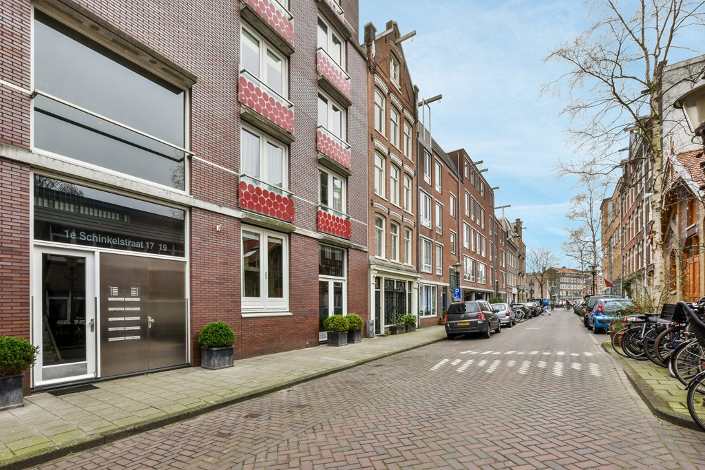 Eerste Schinkelstraat, Amsterdam