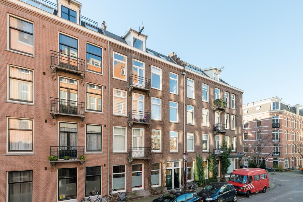 Rustenburgerdwarsstraat