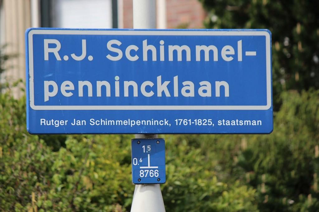 R.J. Schimmelpennincklaan