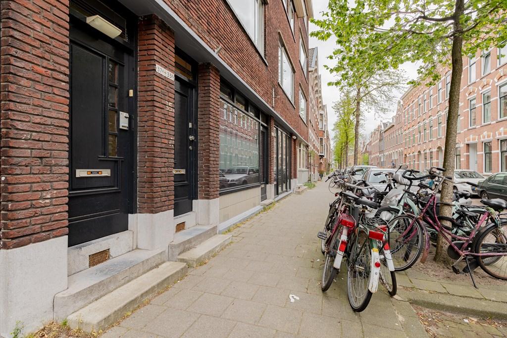 Hoevestraat, Rotterdam