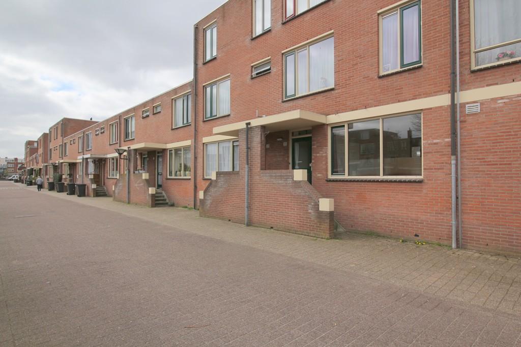 Westkade, Huizen