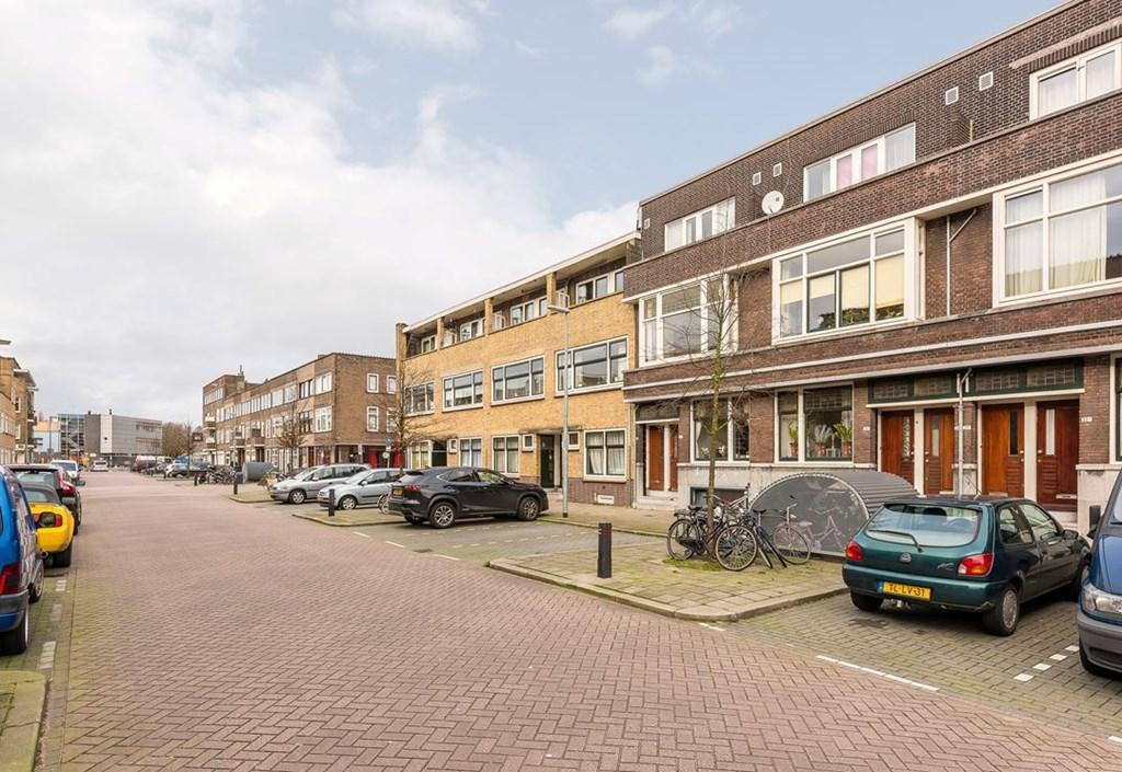 Van 's-Gravesandestraat, Schiedam