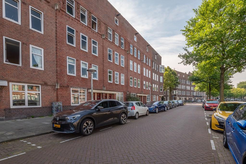 Postjeskade, Amsterdam