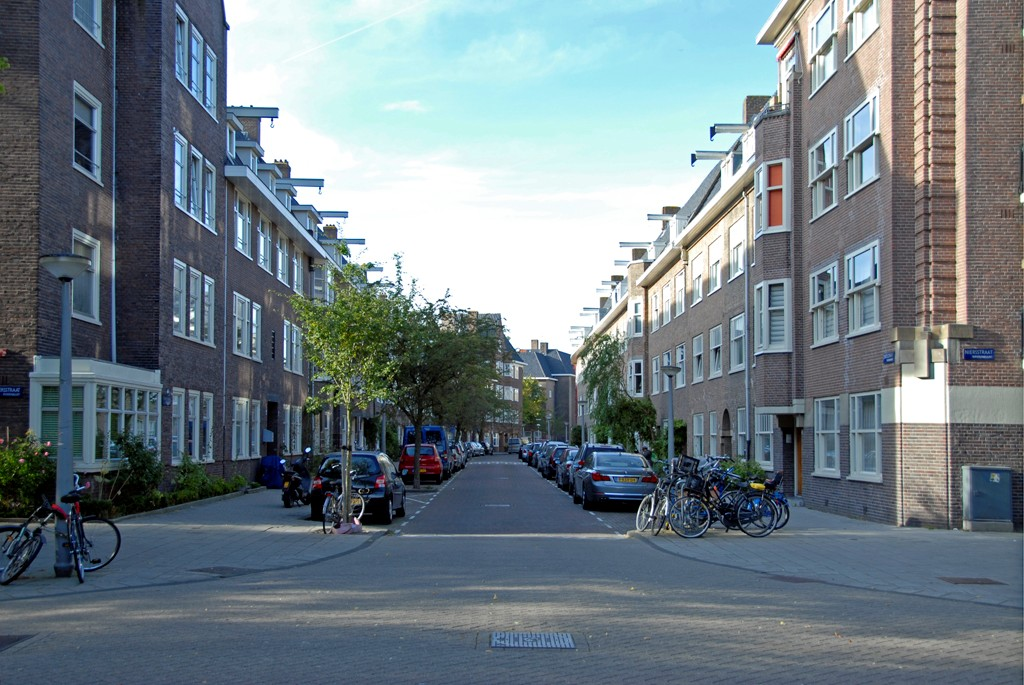 Dintelstraat, Amsterdam
