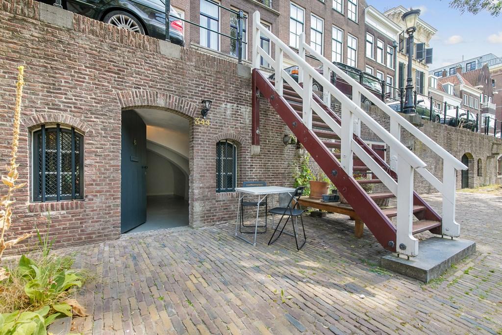 Oudegracht aan de Werf, Utrecht