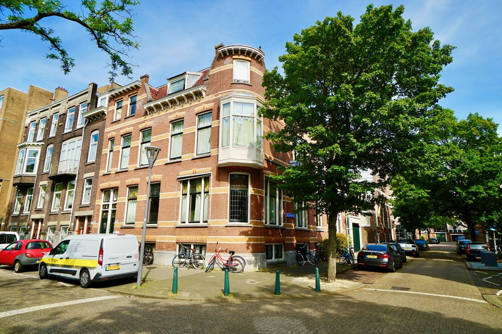 Voorschoterlaan, Rotterdam