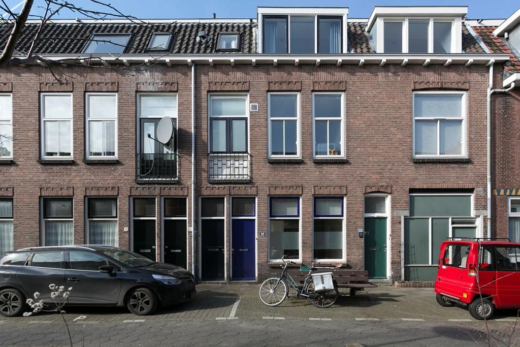 Sint Janshovenstraat, Utrecht
