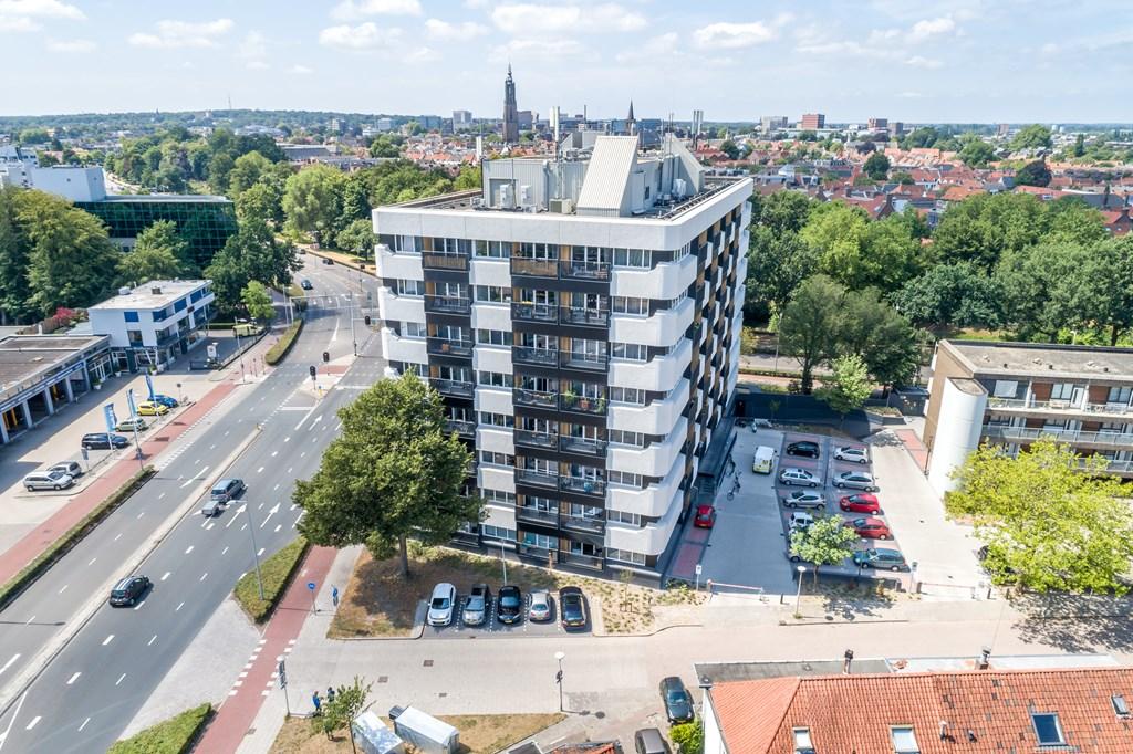 Appartement huren aan de Hogeweg in Amersfoort