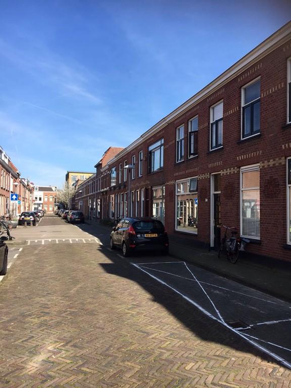 Dahliastraat, Utrecht