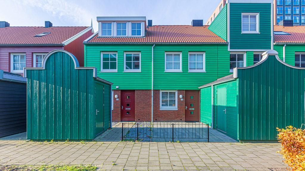 Vurehout, Zaandam