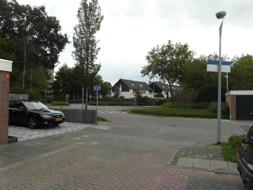 Jane Addamsstraat, Hoofddorp